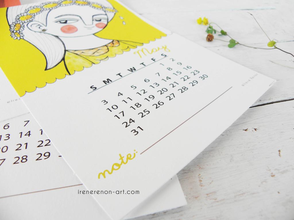 Calendario stampabile 2015