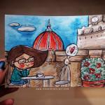 Cupola-Firenze-Illustrazione