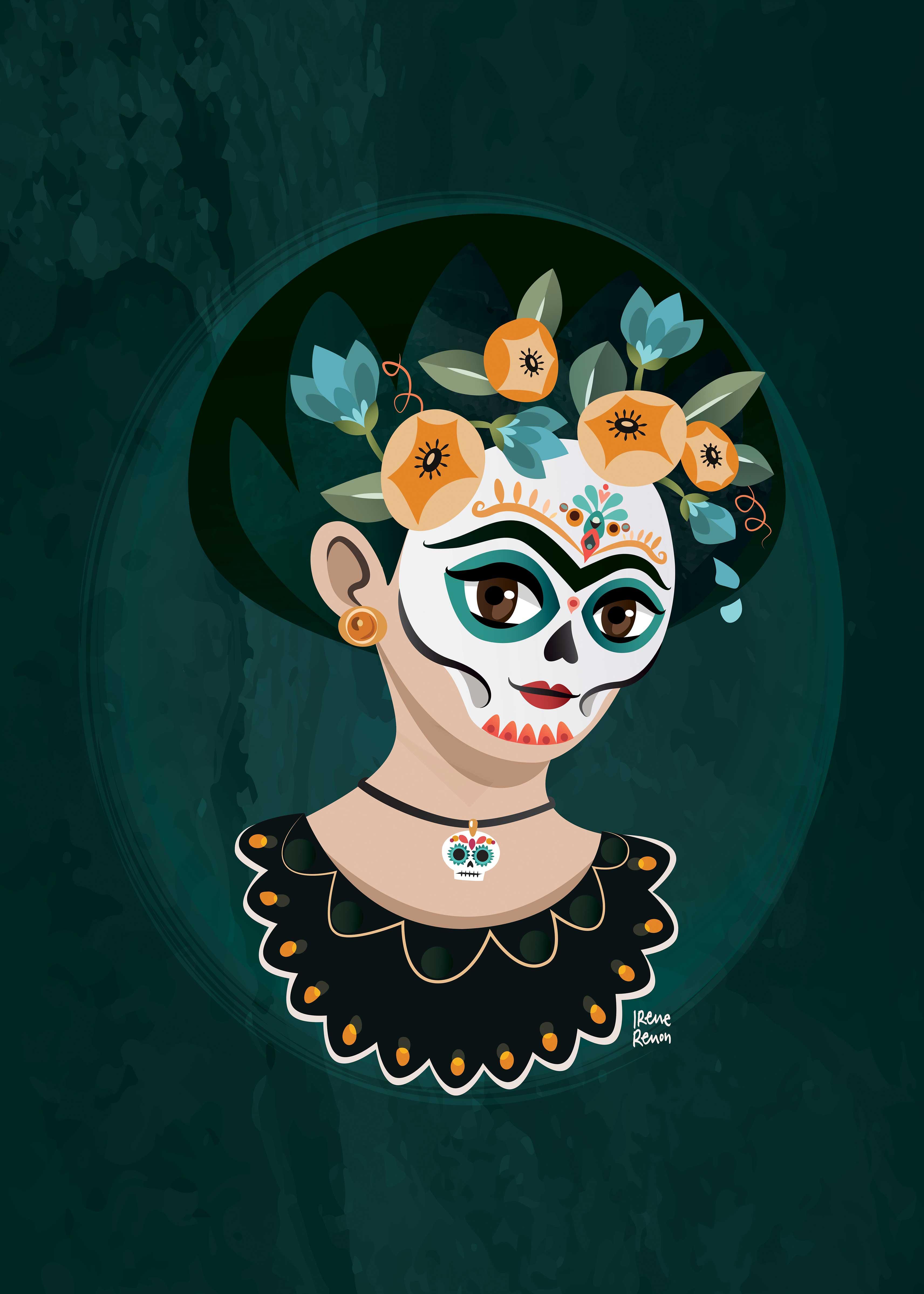 Frida Calavera
