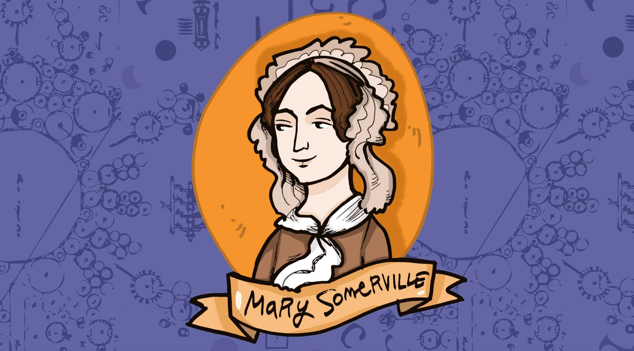 Mary-Somerville-ilustration