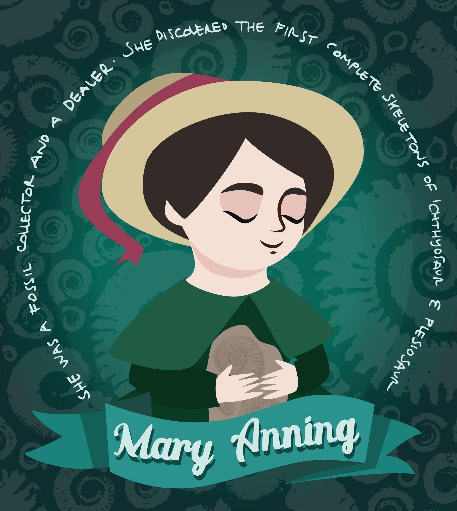 Mary-Anning-donne-nella-scienza