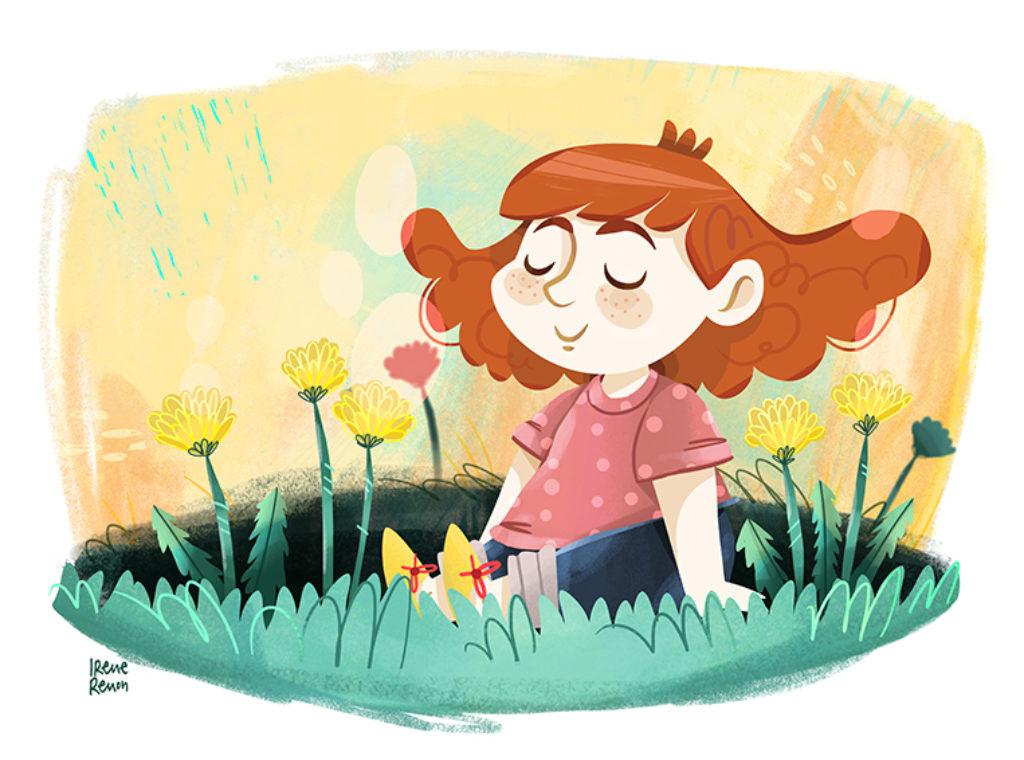 Illustrazione, disegni per bambini, disegni illustrati, illustrazioni per linfanzia, irene renon